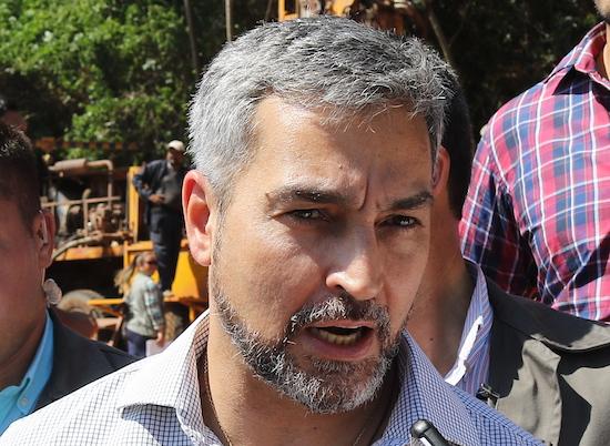 Mario Abdo Benítez afirmó que los compromisos que se hacen en campaña deben volverse hechos porque muchas veces se dice cualquier cosa para llegar al poder. Foto: Archivo.