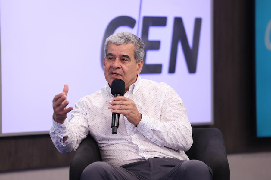 Pedro Halley, gerente de Prestaciones Económicas del IPS. Foto: Archivo.