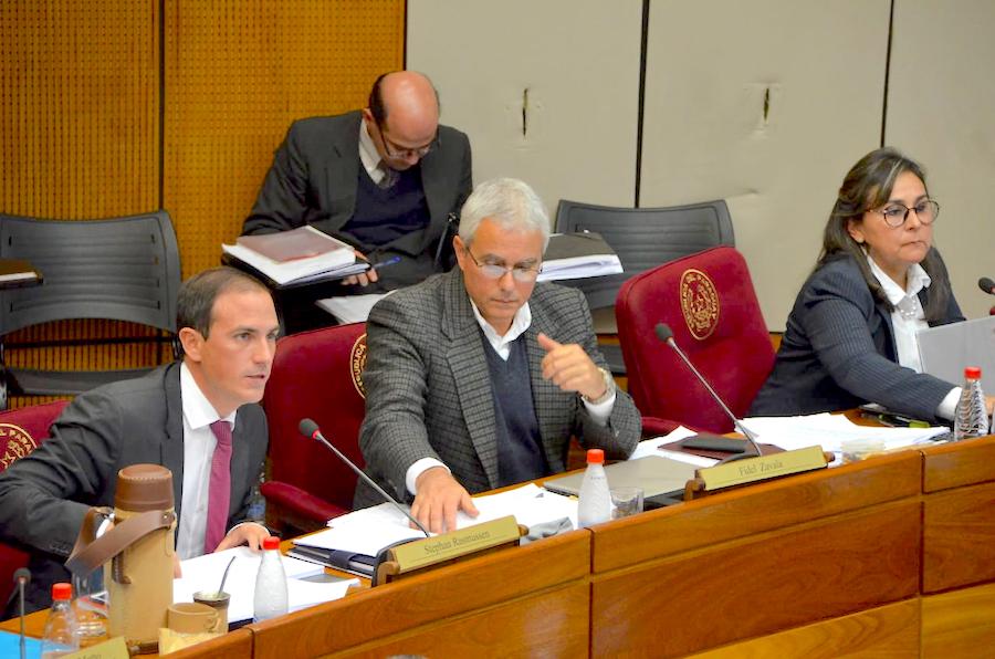 Los parlamentarios del PPQ sostuvieron que desde el PLRA se ejerce una oposición disfrazada. Foto: Archivo.