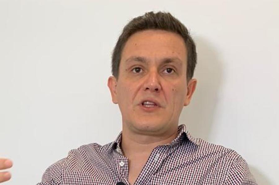 Hugo Alexander Torales Viveros, ex socio comercial del actual ministro de Agricultura y Ganadería, Rodolfo Friedmann.