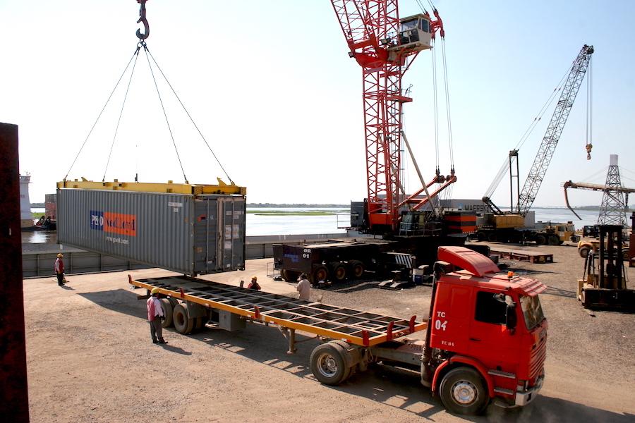 Los bloques regionales del Mercado Común del Sur (Mercosur) y de la Unión Europea (UE) puede traer consigo amplios beneficios en materia comercial.Foto. Archivo