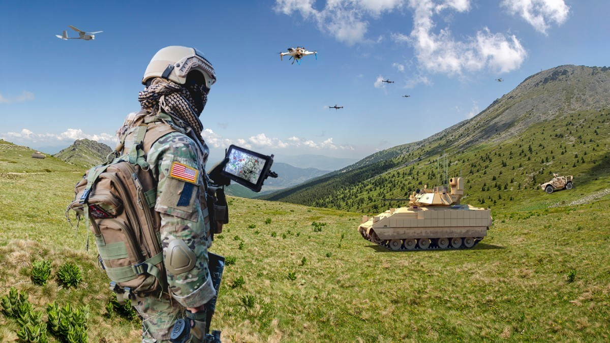 (T'Jae Ellis/U.S. Army photo illustration)