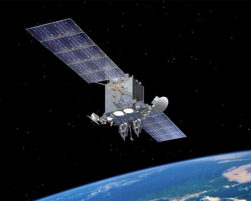 The Advanced Extremely High Frequency system provides survivable, anti-jam satellite communications that can allow secure communications through a nuclear conflict. (Lockheed Martin)