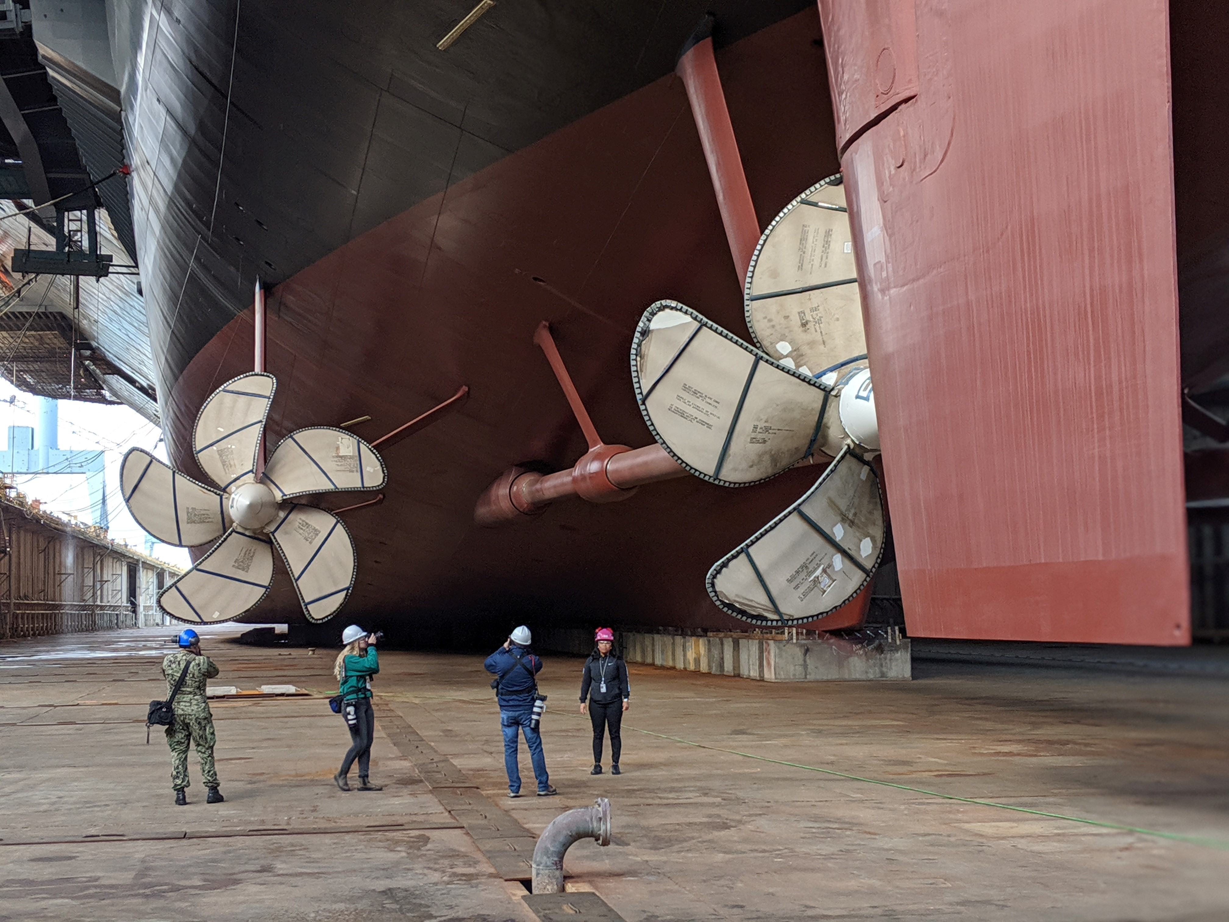The director of the White House's Office of Trade and Manufacturing Policy says America's shipbuilding industry will require a large-scale overhaul and new strategy before it can churn out the ships the country urgently needs. (David B. Larter/Staff)