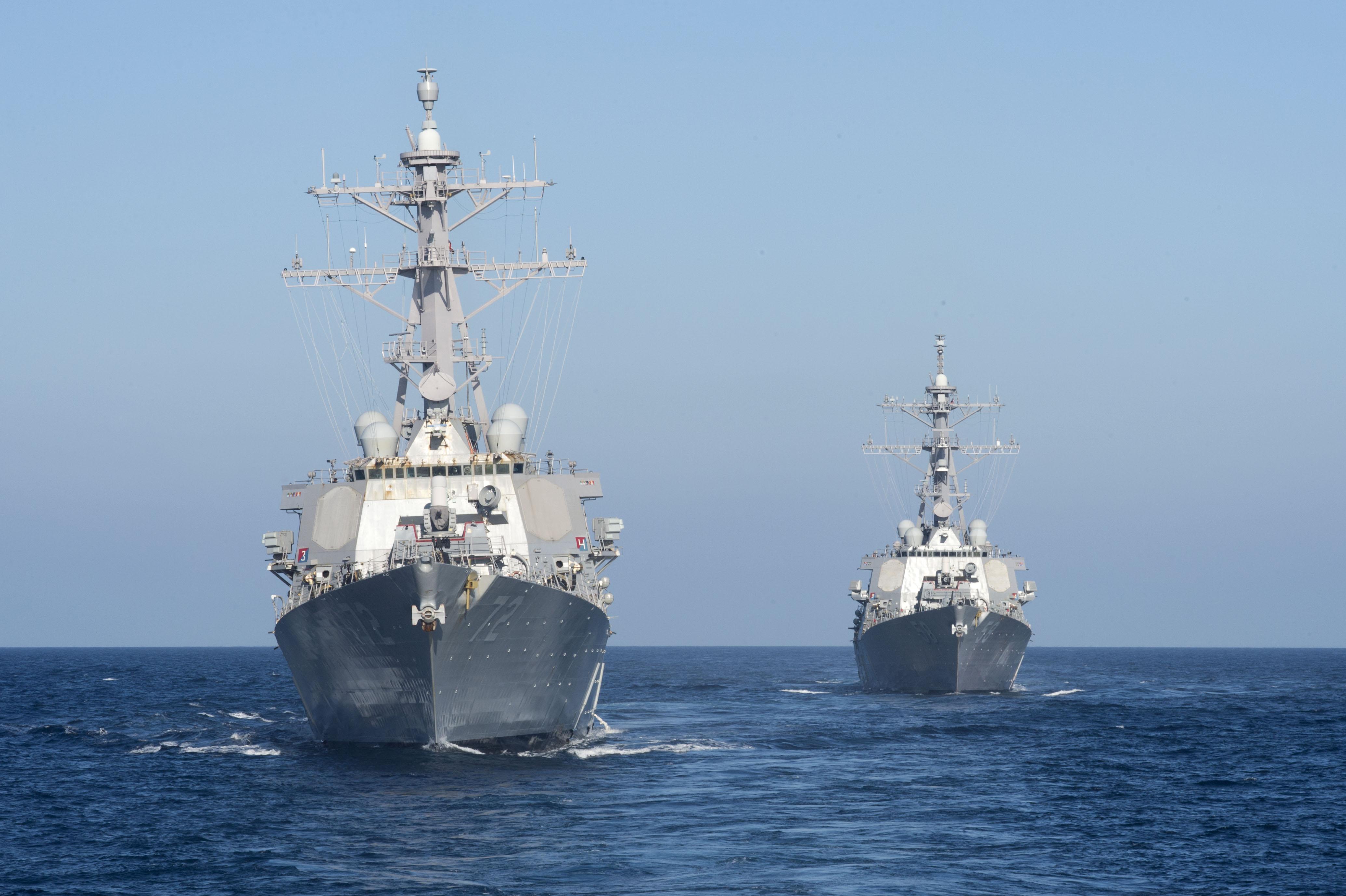 Photo credit: MC2 Jonathan Trejo/U.S. Navy