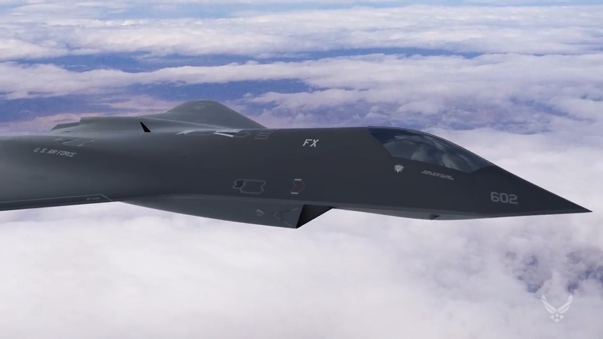 The U.S. Air Force confirmed to Defense News that it secretly designed, built and flew at least one prototype of its enigmatic next-generation fighter jet. With the program still in its infancy, the rollout and successful first flight of a demonstrator was not expected for years. (U.S. Air Force Research Laboratory)