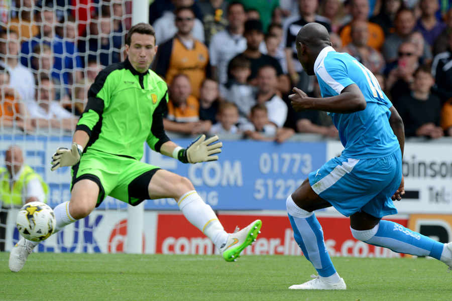 Burton 0 Wolves 1 Report Video And Pictures Express Star