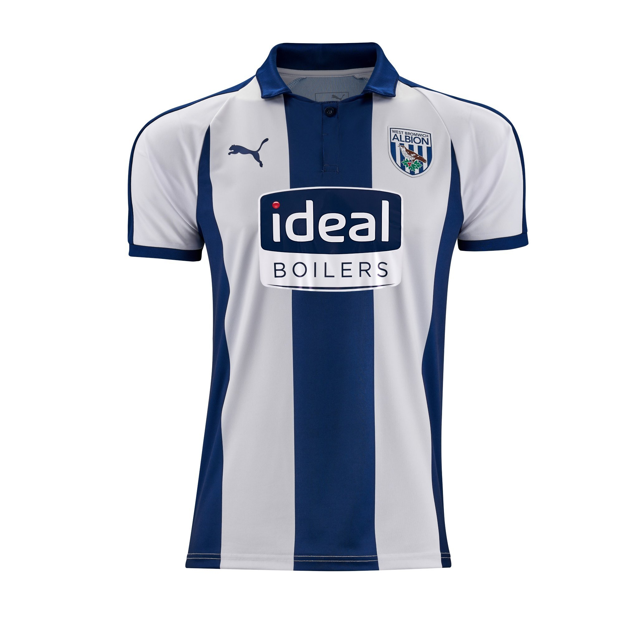 West Brom Release Home Kit For 2018 19 Season Express Star