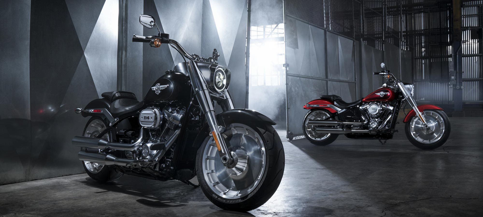 Harley-Davidson Fat Boy Mods