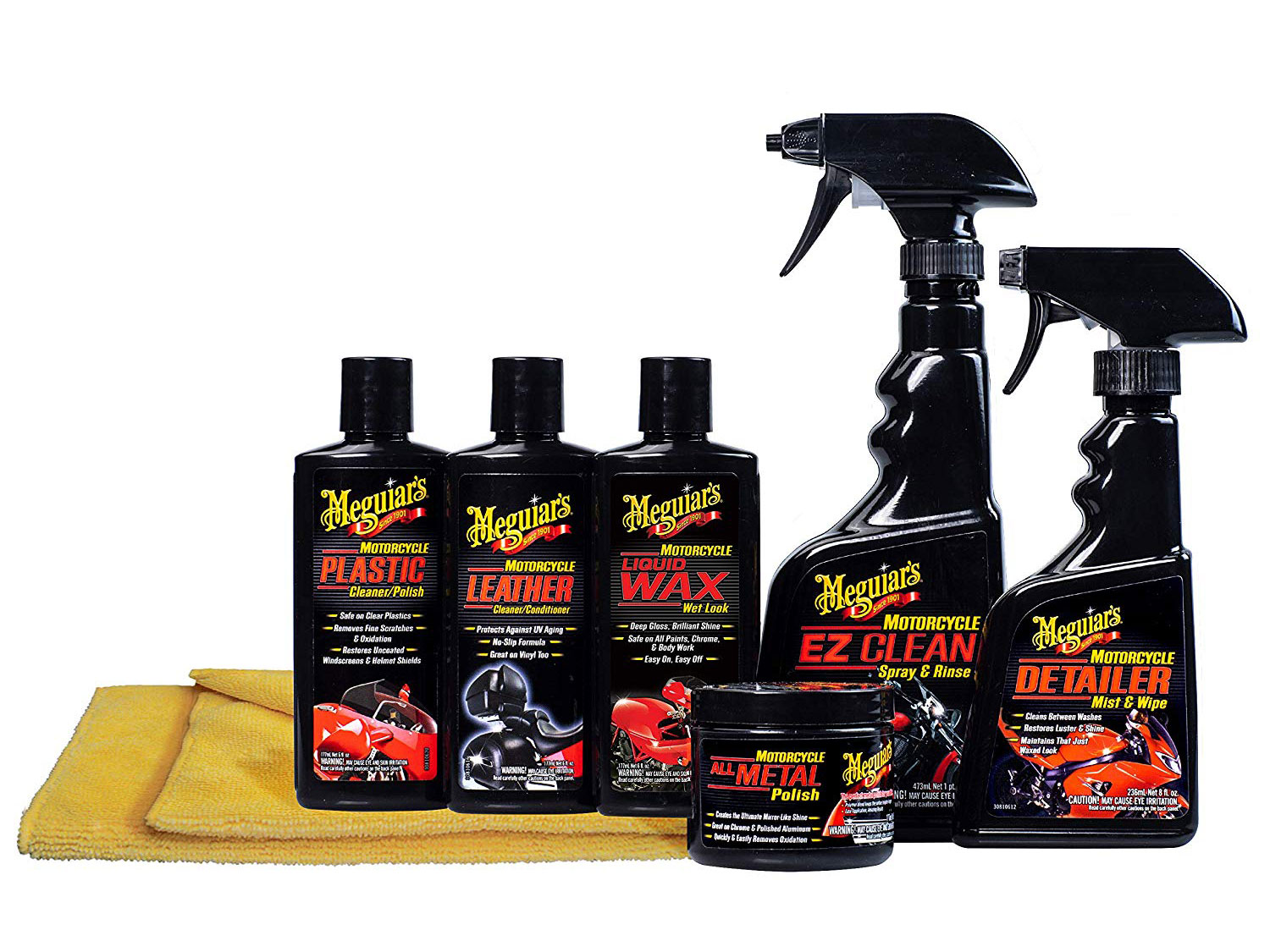 5 Motorcycle Cleaners We Love | Cycle World