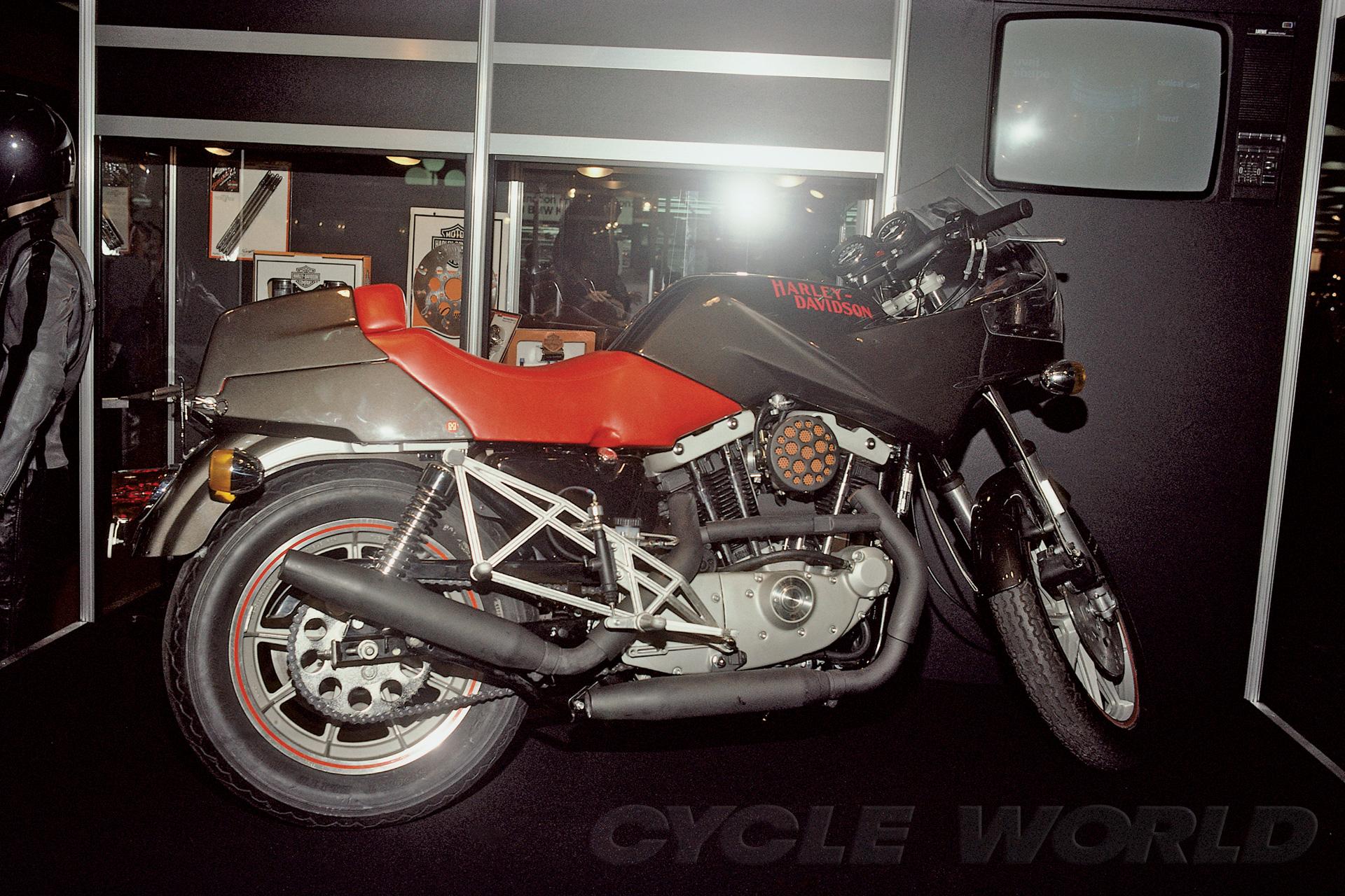 Harley-Davidson Cafe Racer