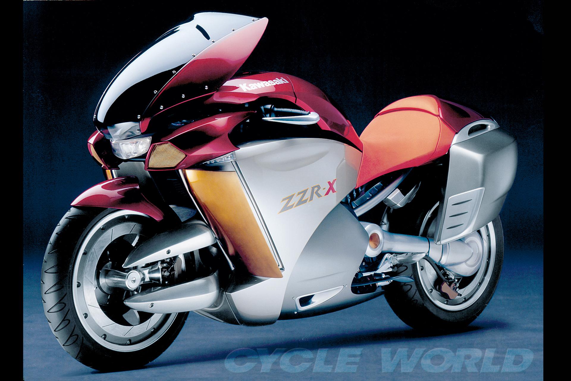 Kawasaki ZZR-X