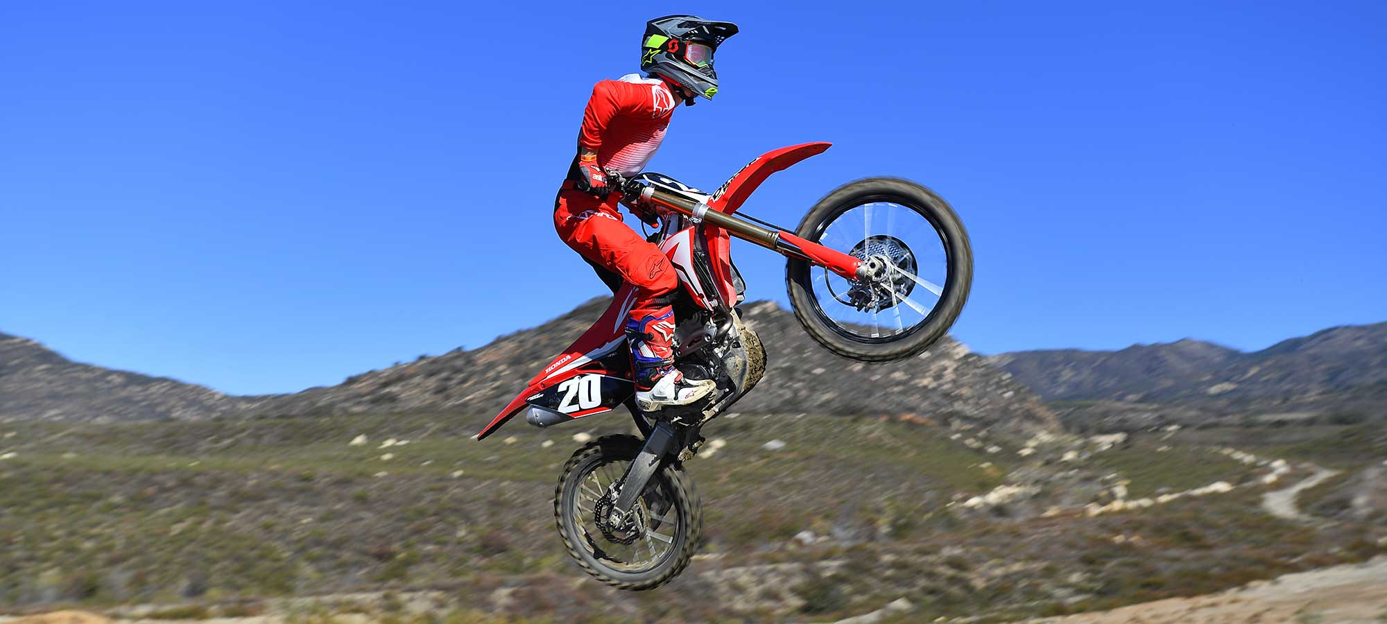 2019 Honda CRF250R First Ride Review
