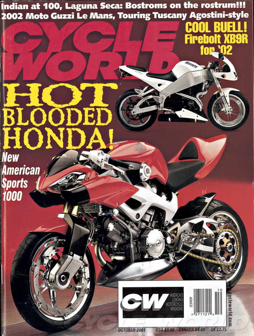 Honda's 1991 NAS 1000
