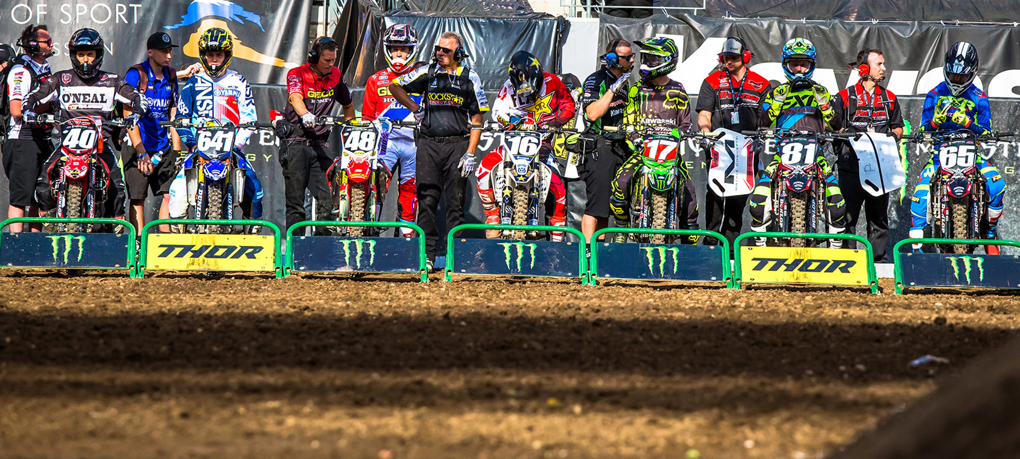 450 Class East Rutherford Supercross 2017