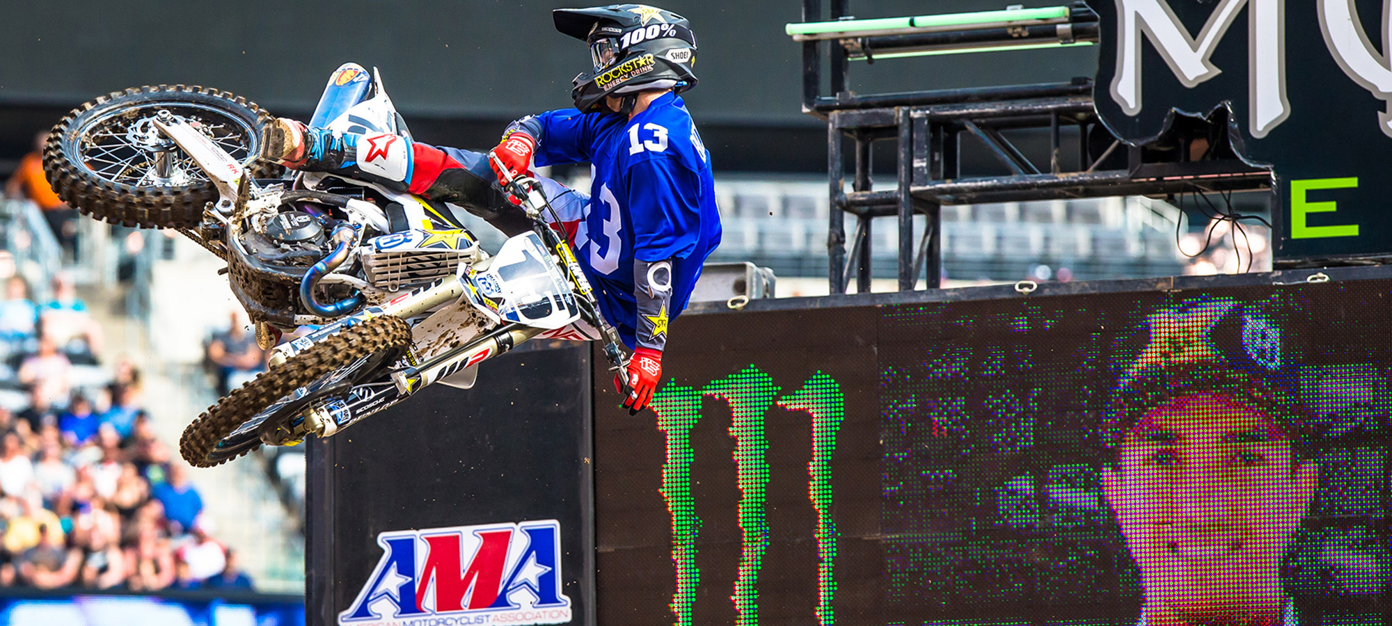 East Rutherford, New Jersey Supercross 2017