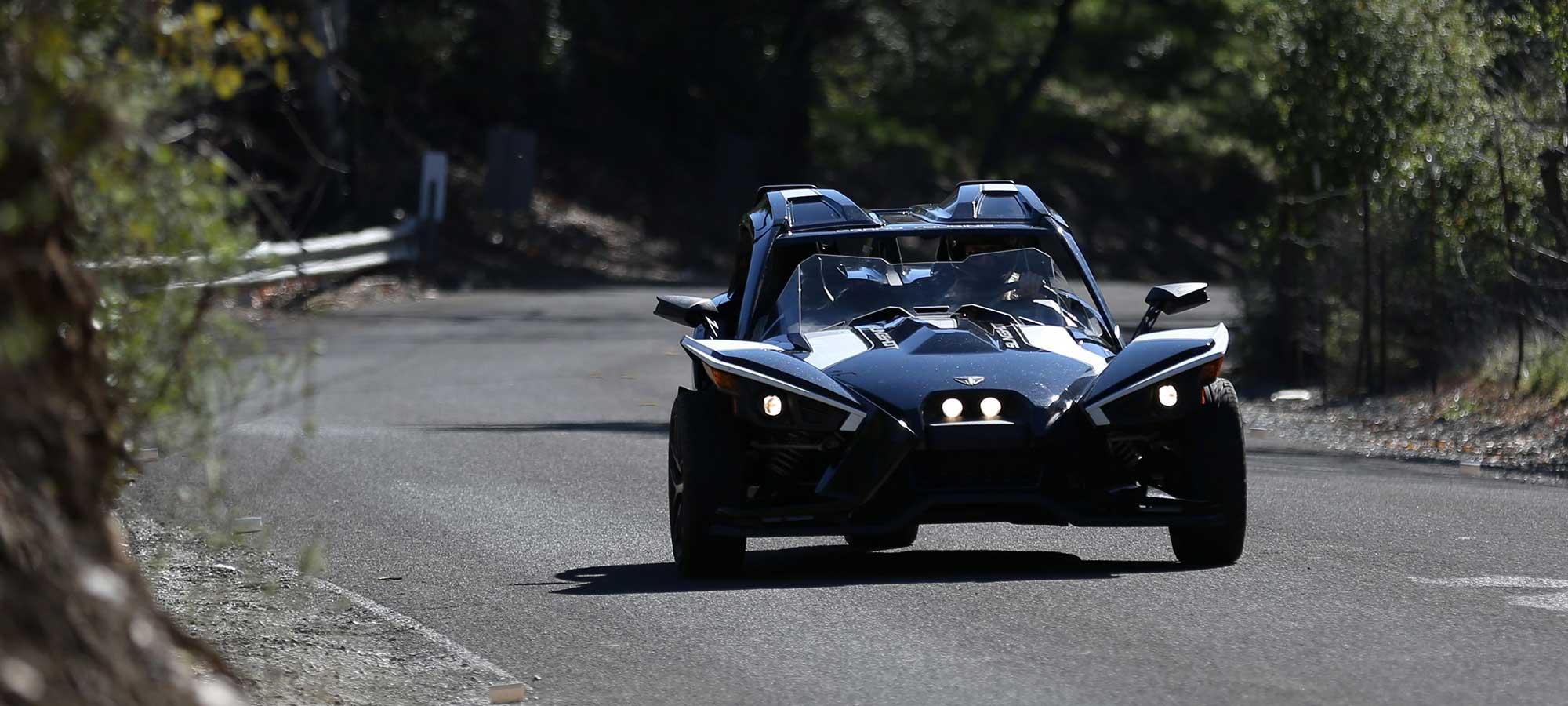 2019 Polaris Slingshot Grand Touring