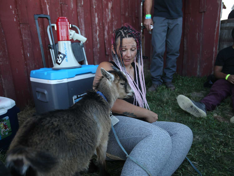 Pets at Sturgis 2020