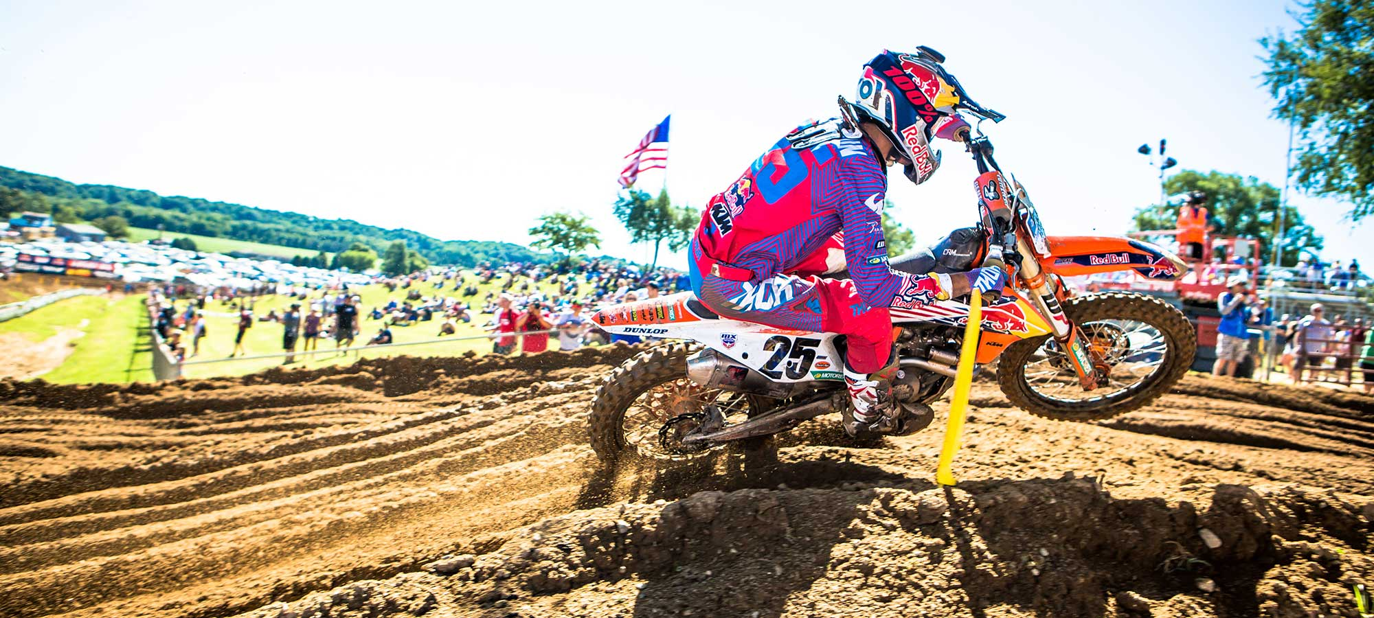 Red Bull KTM Factory Racing's Marvin Musquin