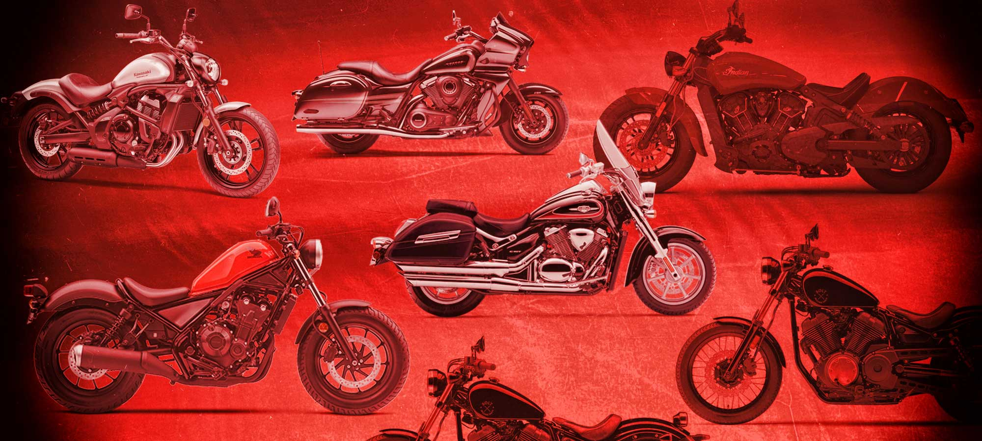 Alternatives To Harley-Davidson Cruisers