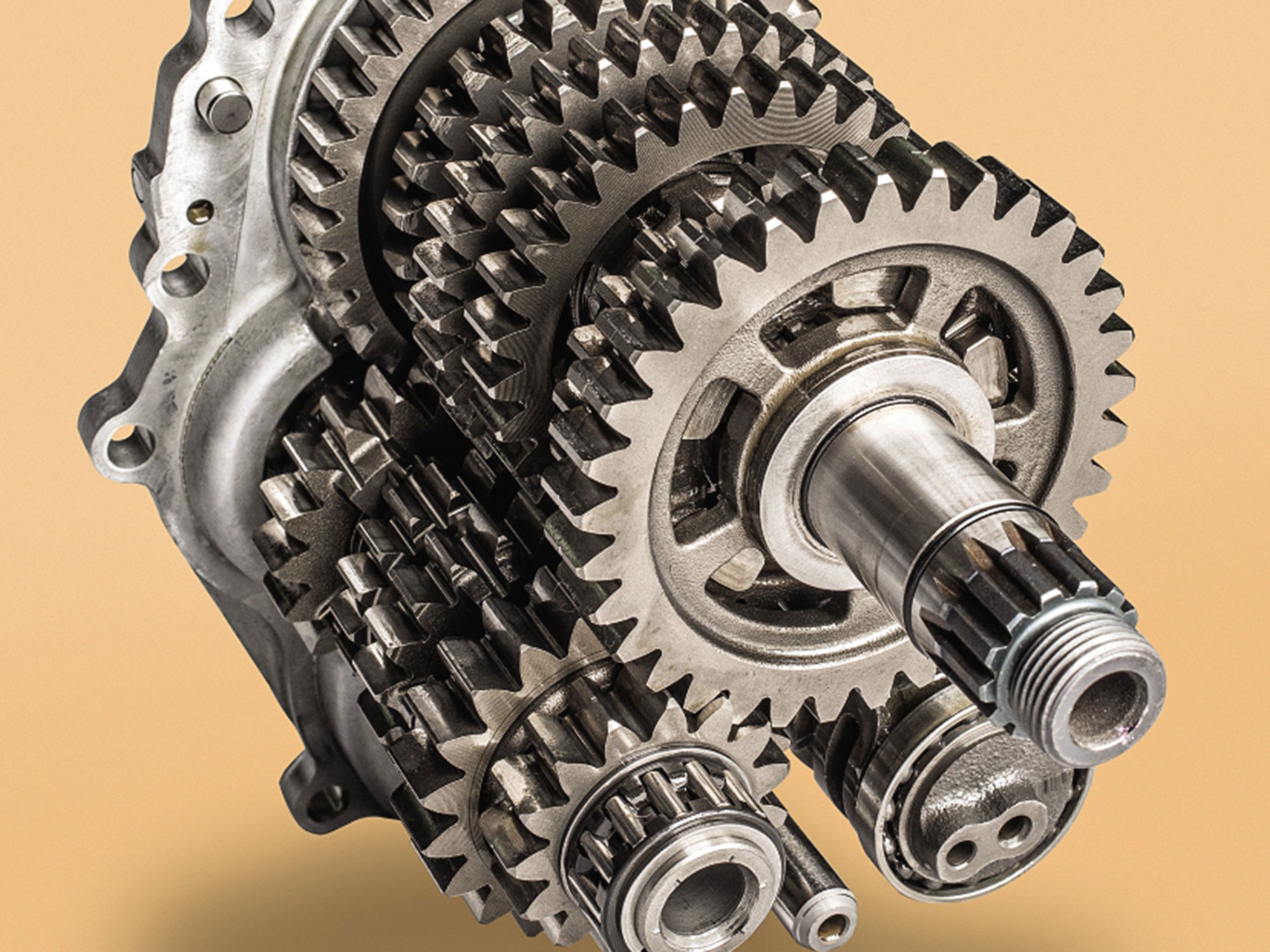 History Of The Motorcycle Transmission   Cycle World   Gear Box Of Motorcycle      Cycle World