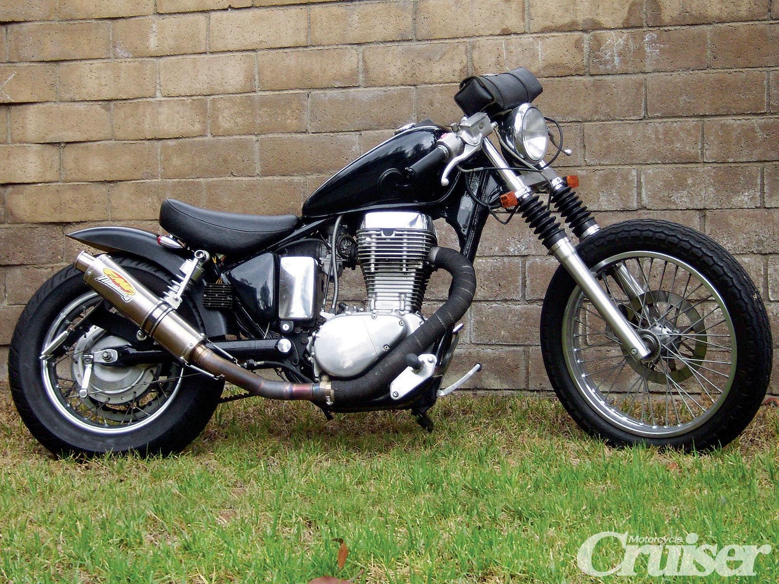 Significant Other 1997 Suzuki Savage