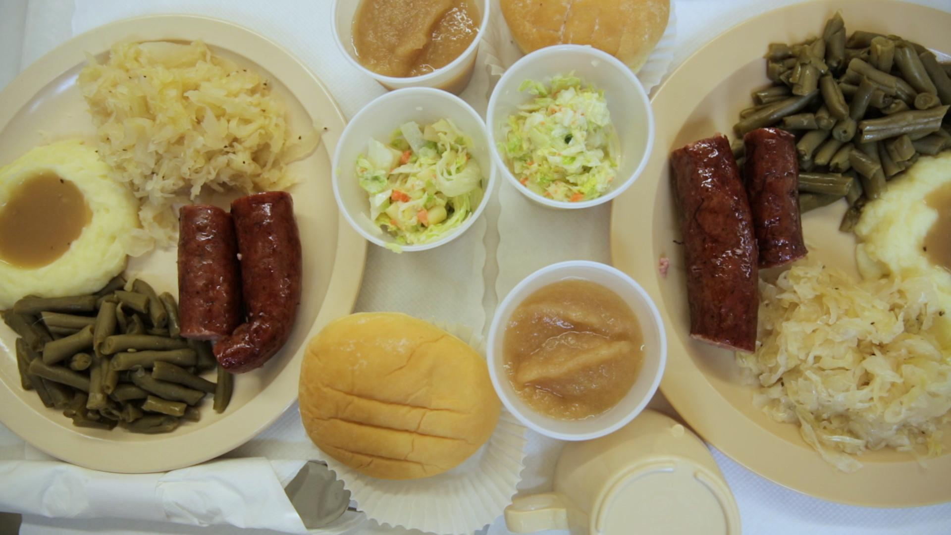 Held the first Saturday in November, the Sausage and Sauerkraut Dinner in Verboort, Oregon, is made possible by one special ingredient: community.