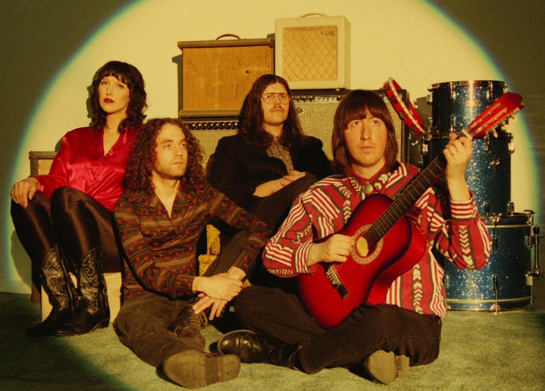 Portland rock band The Shivas