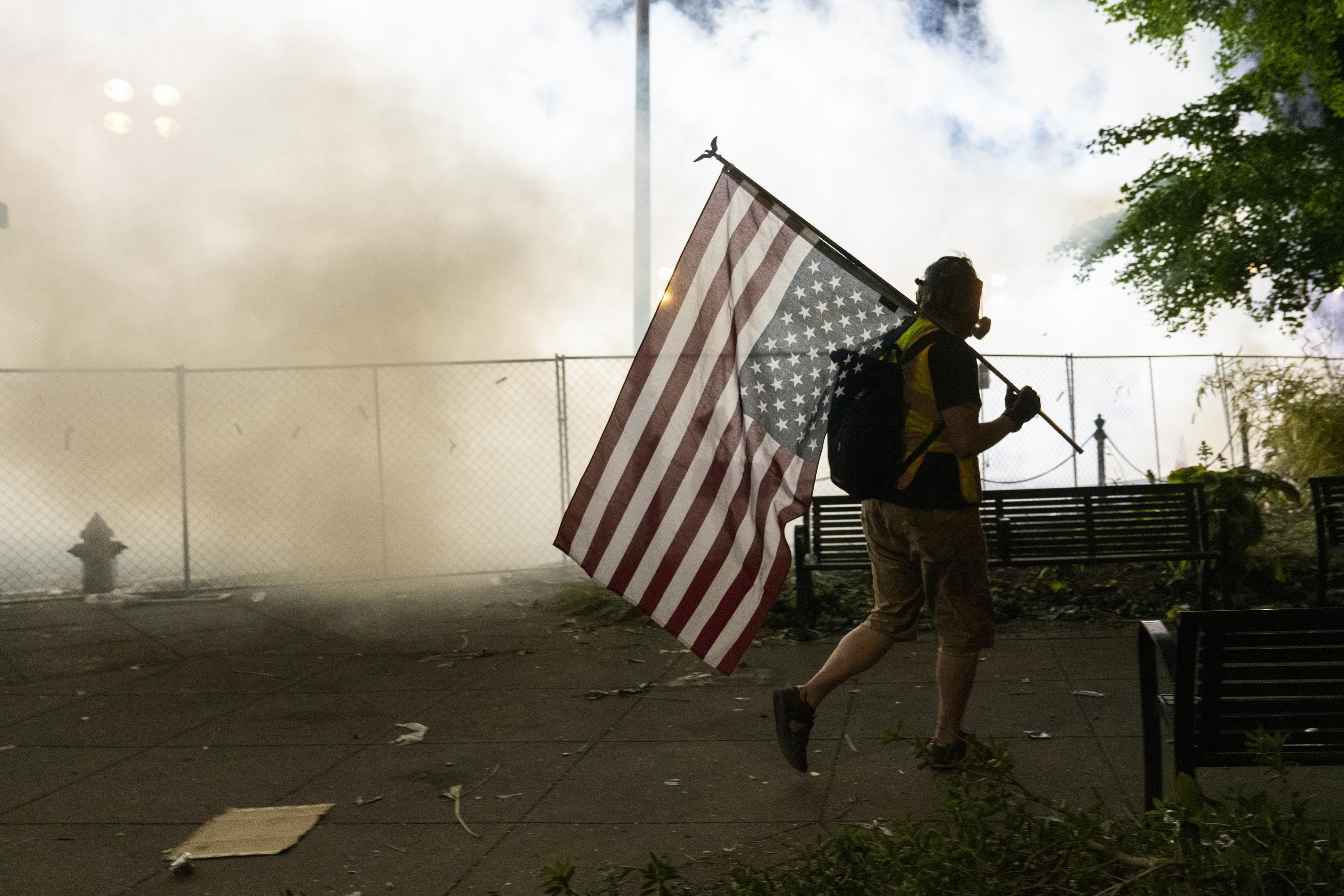 50 days of protest in Portland. A violent police response. This is how we  got here. - OPB