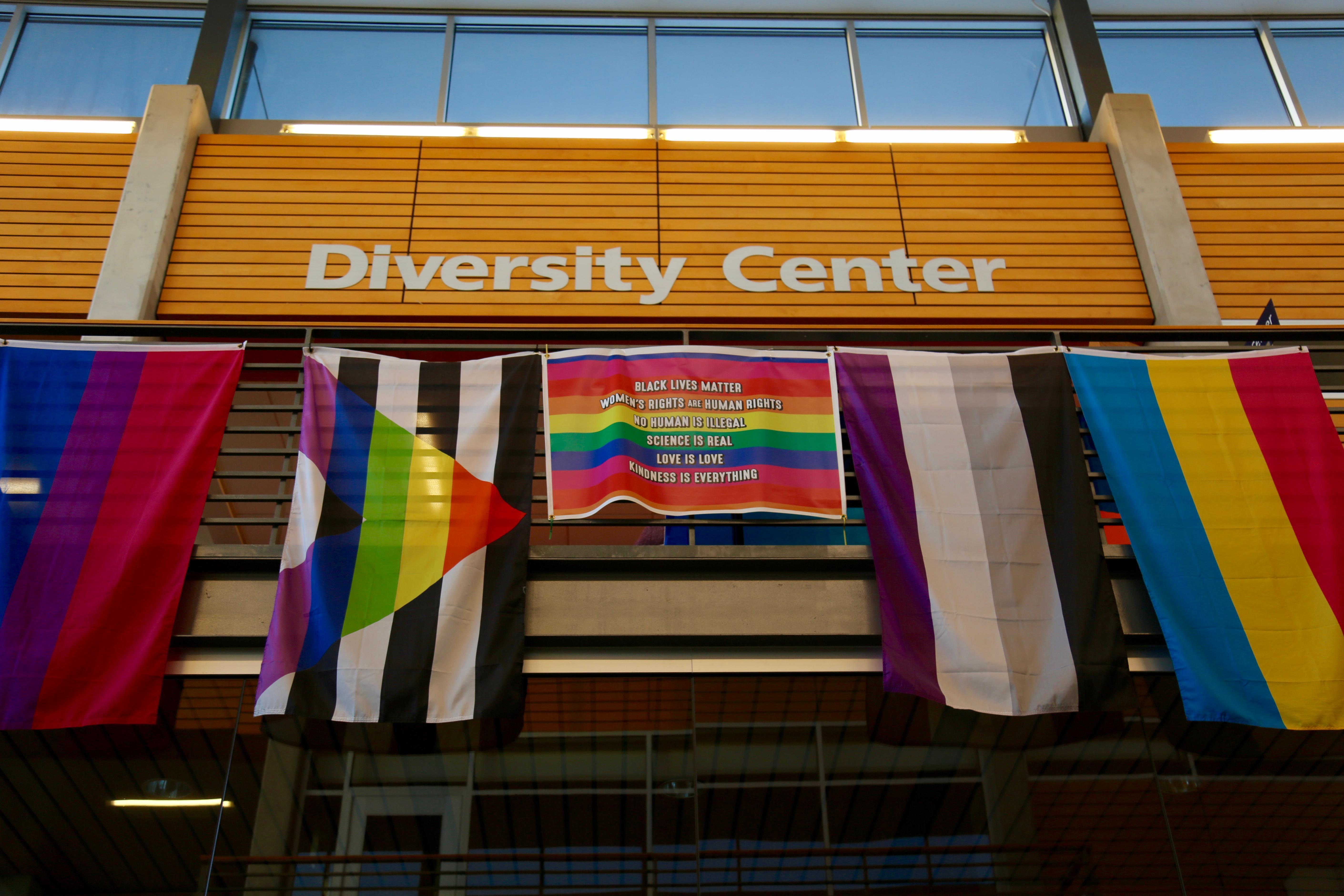 Clark College opened its diversity center in 2012. Recently, the center has experienced high staff turnover.