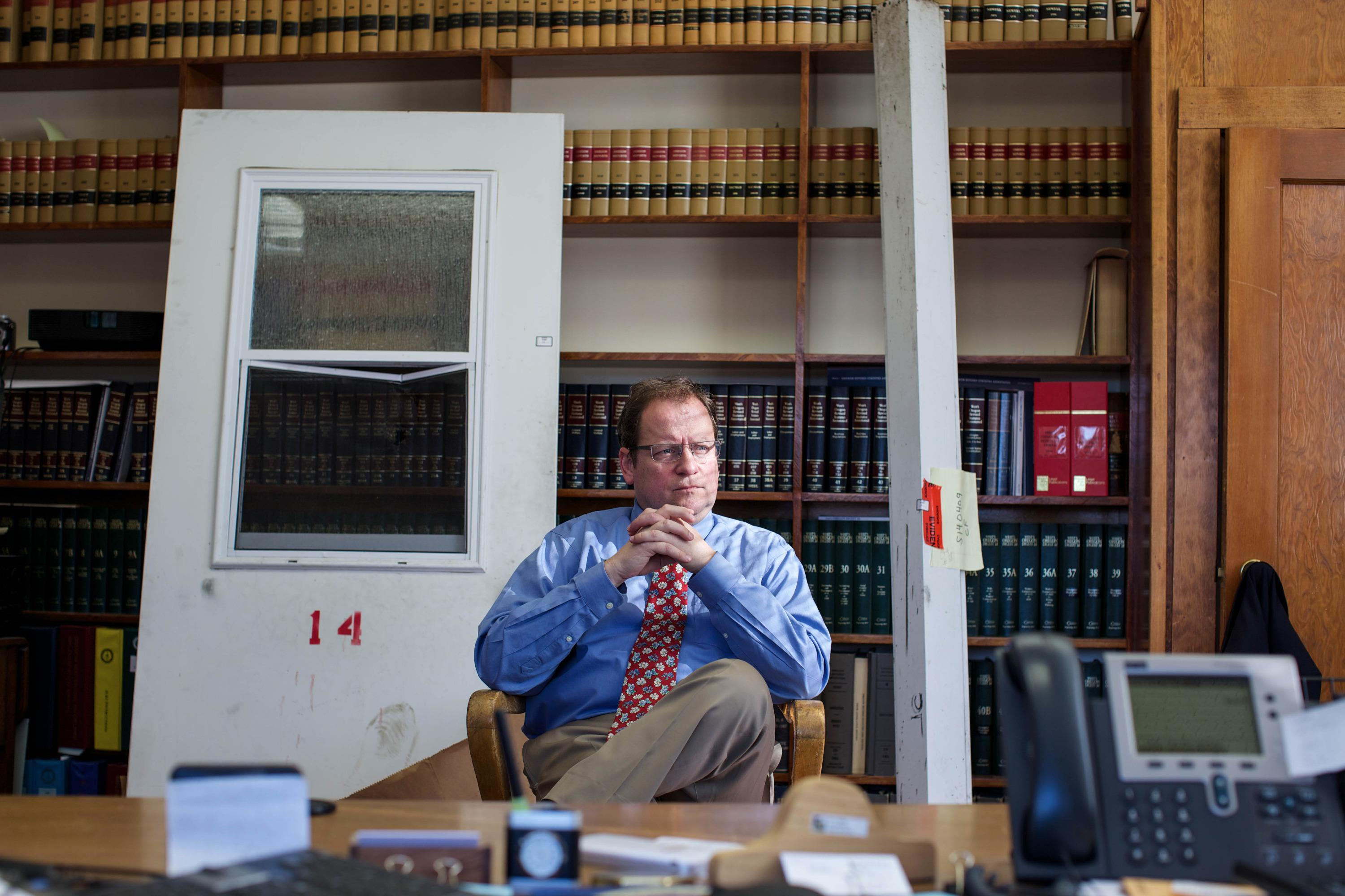 The Oregon's Disciplinary Board ruled that District Attorney Eric Nisley lied when he claimed he hadn't made Wasco County's finance director the subject of an investigation into improper loans.
