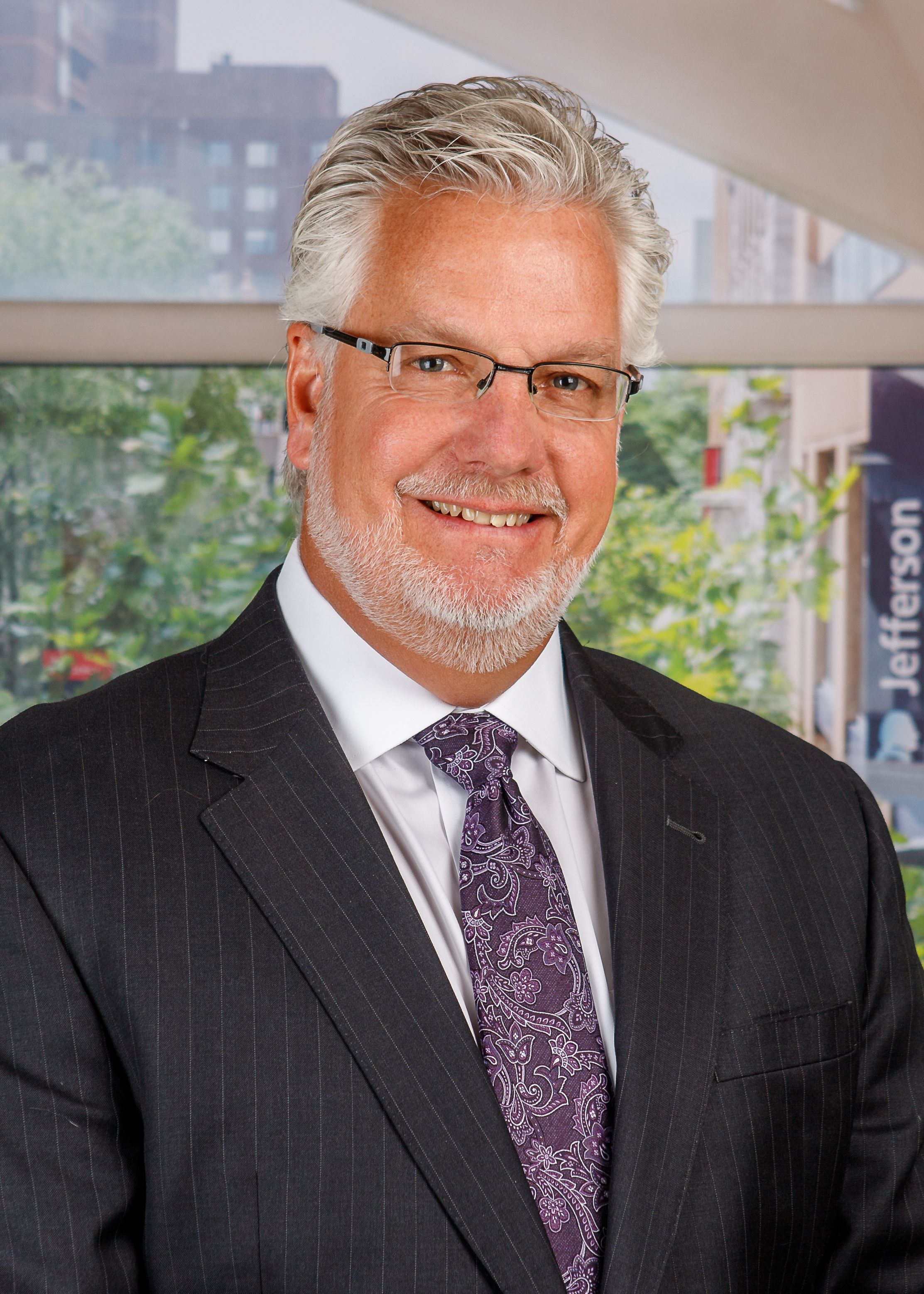 Henry Schuitema is chair of emergency medicine at Jefferson Health-New Jersey.