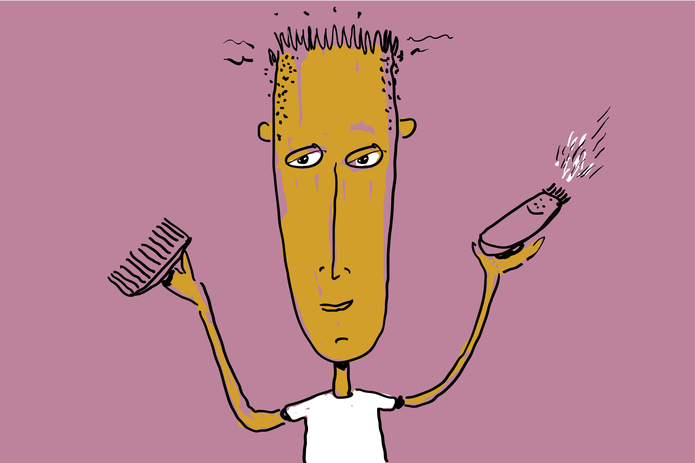 How To Give Yourself A Buzz Cut Or Fade During The Coronavirus Shut Down Expert Advice