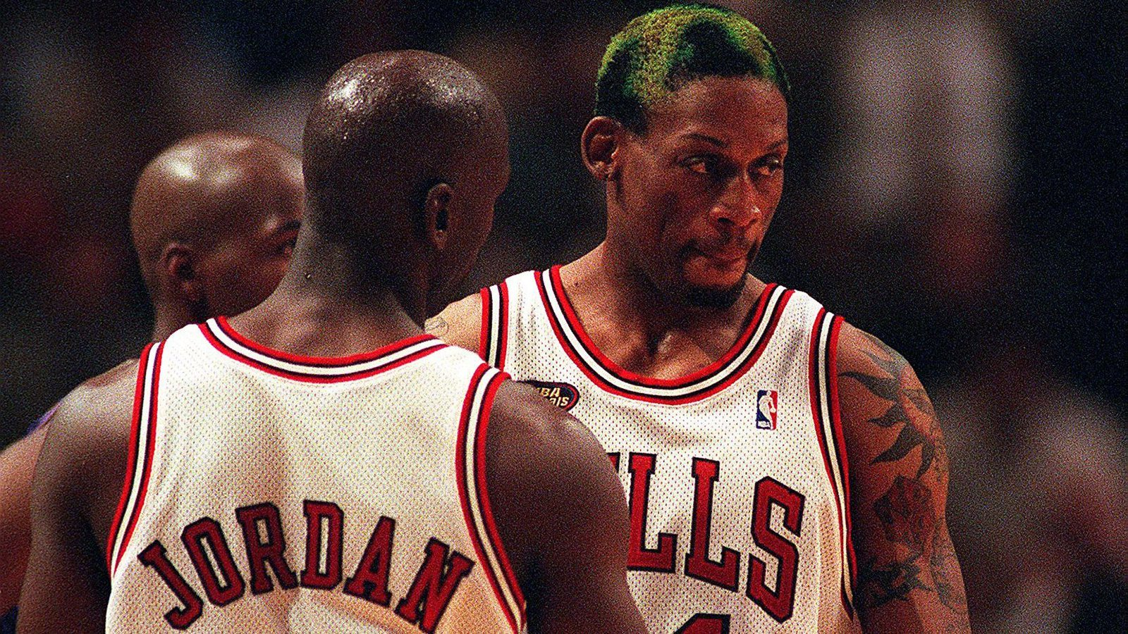 Bulls lost to Magic in 1995 NBA playoffs