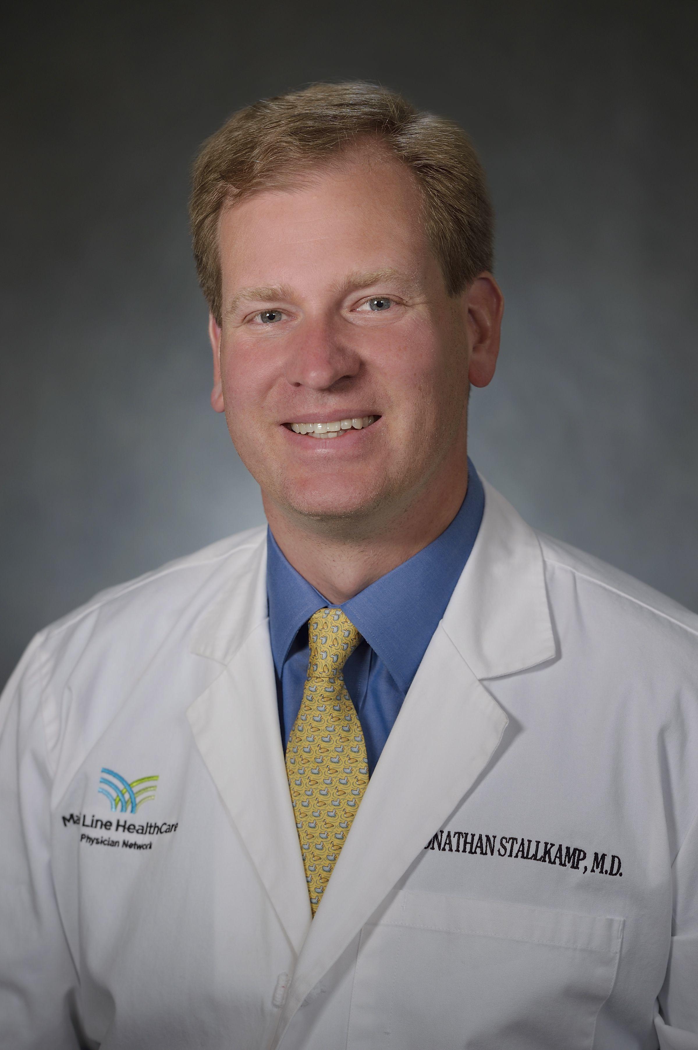 Jon Stallkamp is interim chief medical officer and regional vice president of medical affairs at Bryn Mawr Hospital and Lankenau Medical Center.
