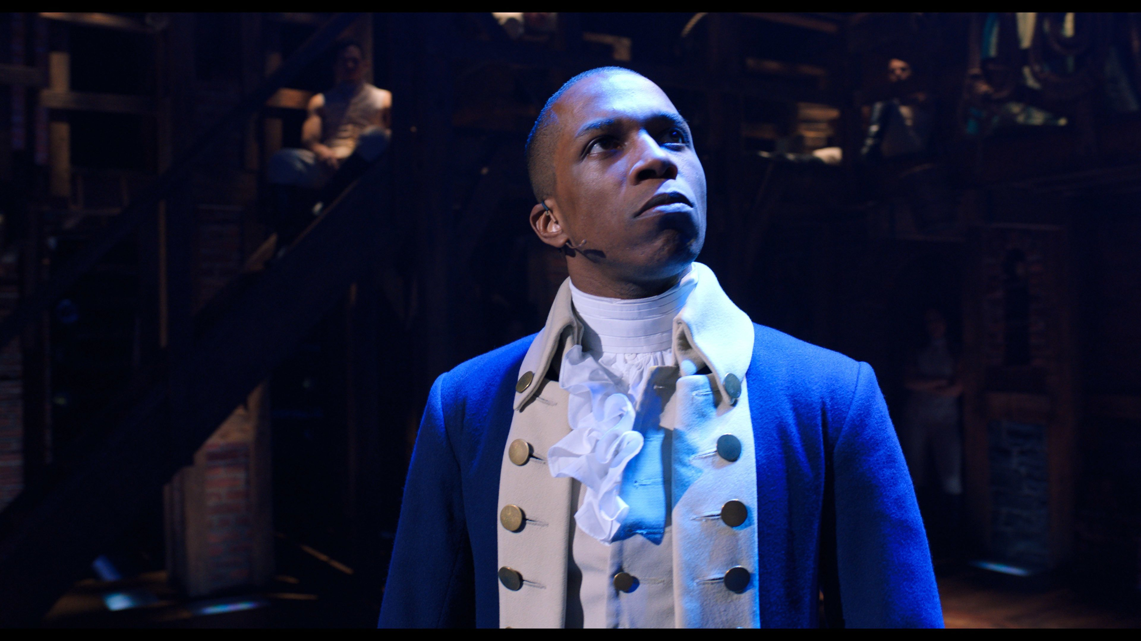 Hamilton' star Leslie Odom Jr. says he has only one regret as the play  comes to home screens