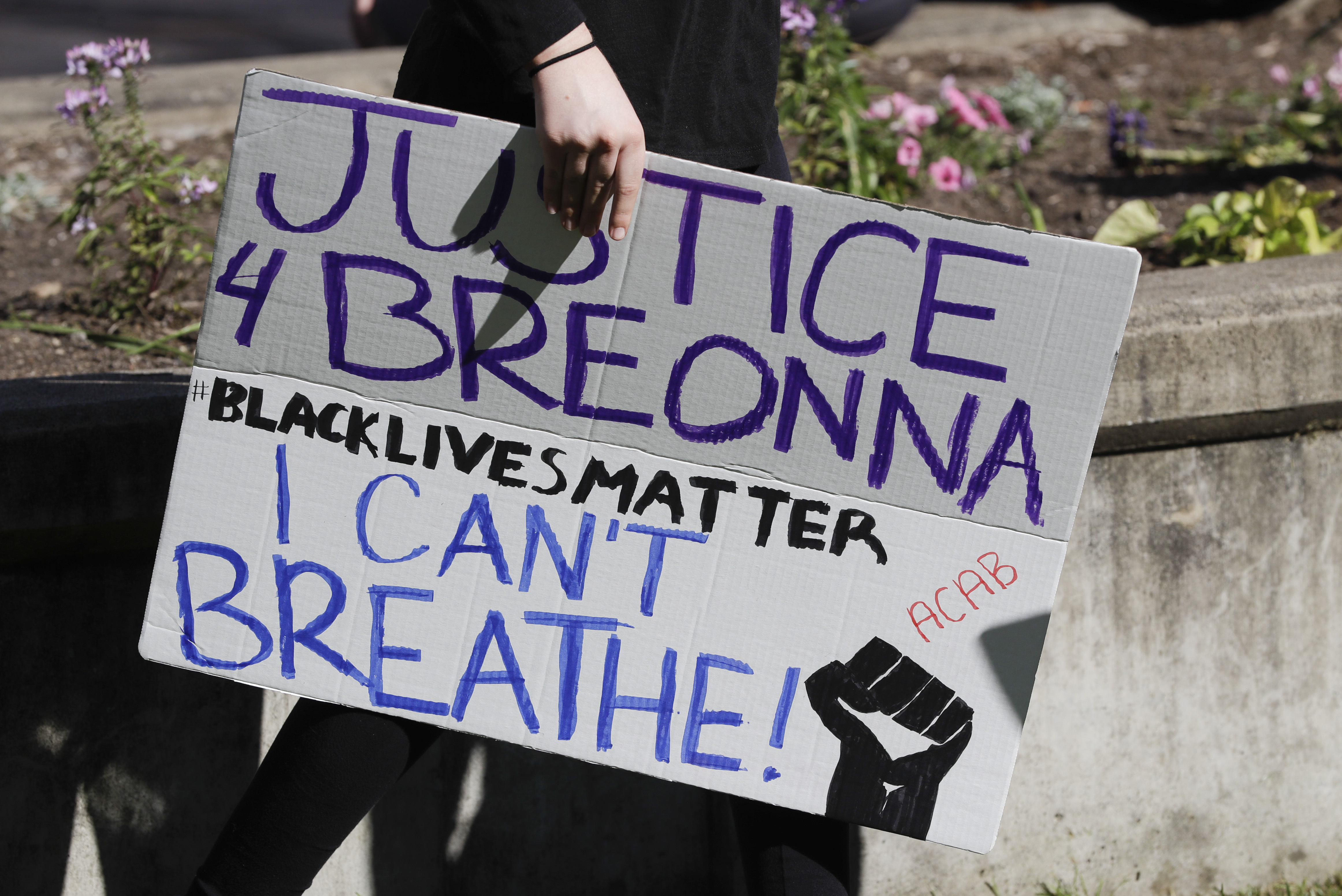 Louisville Bans No Knock Warrants After Police Killing Of Breonna Taylor Inside Her Home