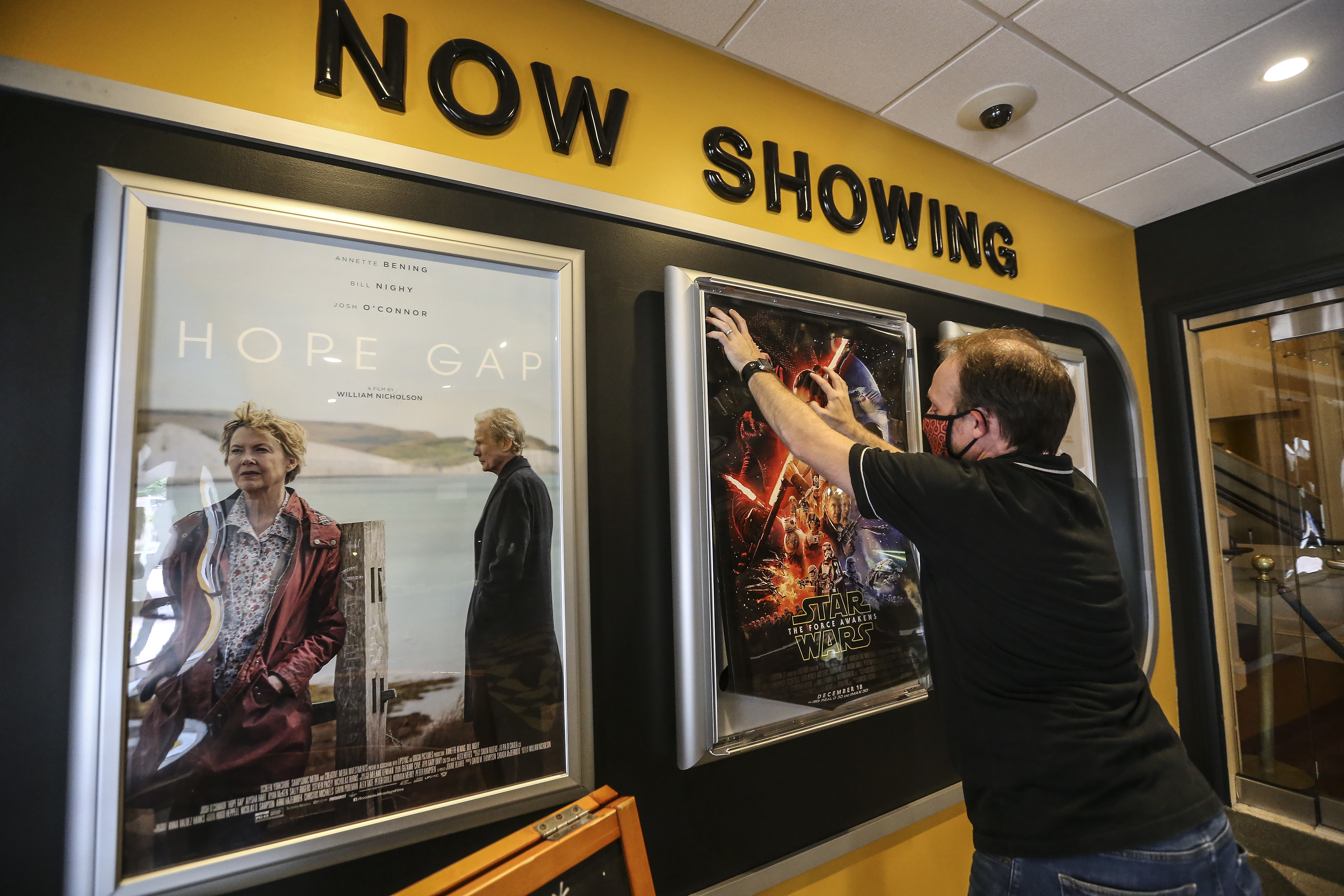 Philly Area Independent Movie Theaters Reopening Amid Coronavirus