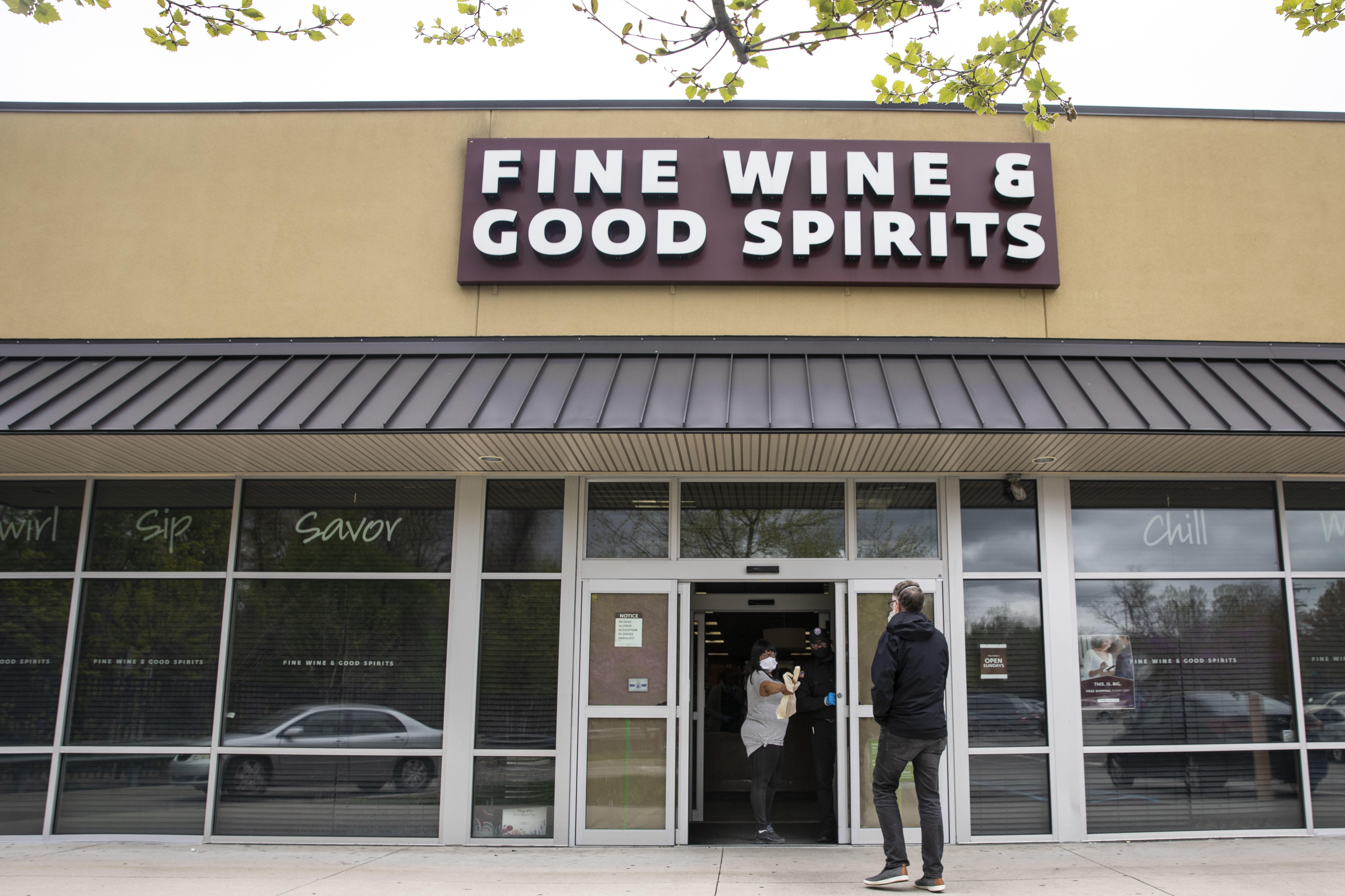 28 Fine Wine And Good Spirits Stores Now Open In Philadelphia Area