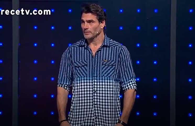 """""""Ojo que soy picante"""": la advertencia de Guido Kaczka a Hernán Drago que despertó risas"""