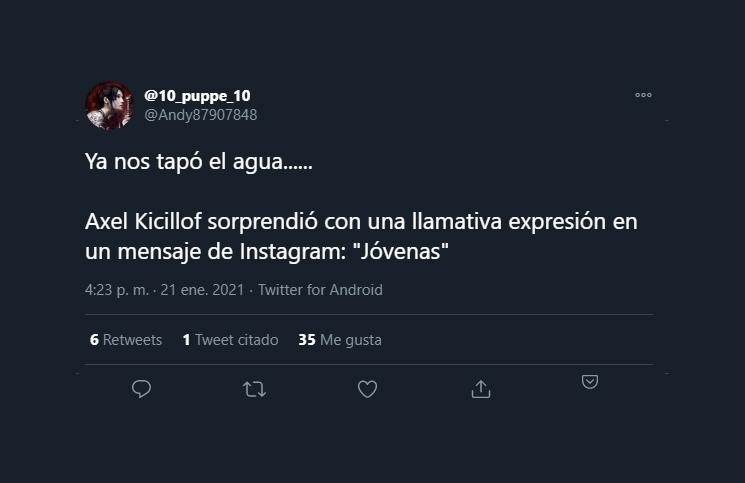 """""""Jóvenes y jóvenas"""": la expresión de Axel Kicillof que desató una ola de memes"""