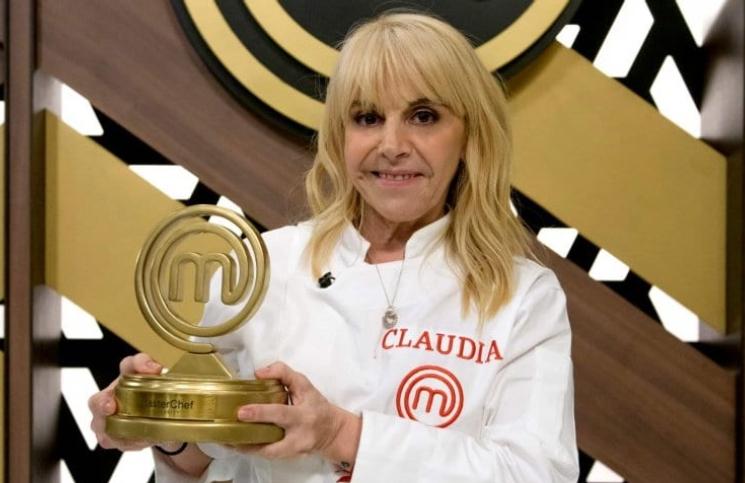 María Fernanda Callejón se refirió al rol de Claudia Villafañe en su maternidad
