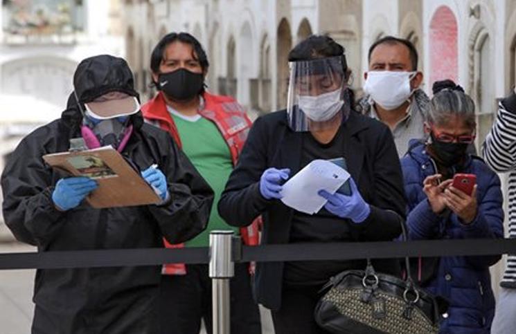 Coronavirus en Perú: cuántos casos se registraron al 14 de octubre