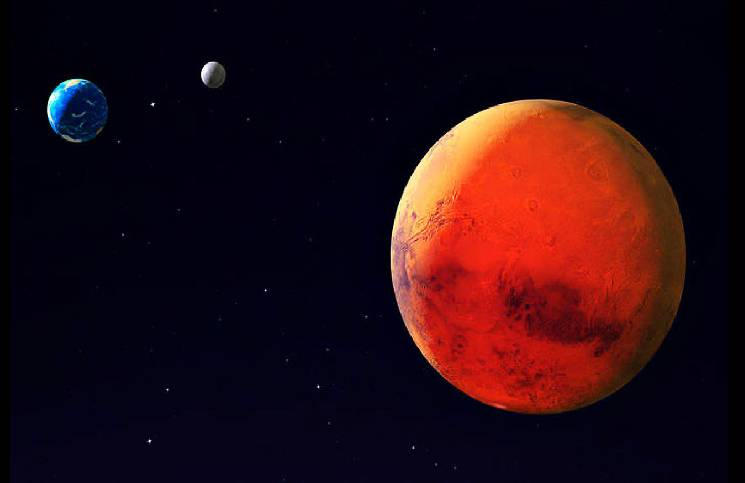 Marte en oposición: cuándo y a qué hora se verá el planeta más brillante que nunca (no volverá a pasar hasta el 2035)