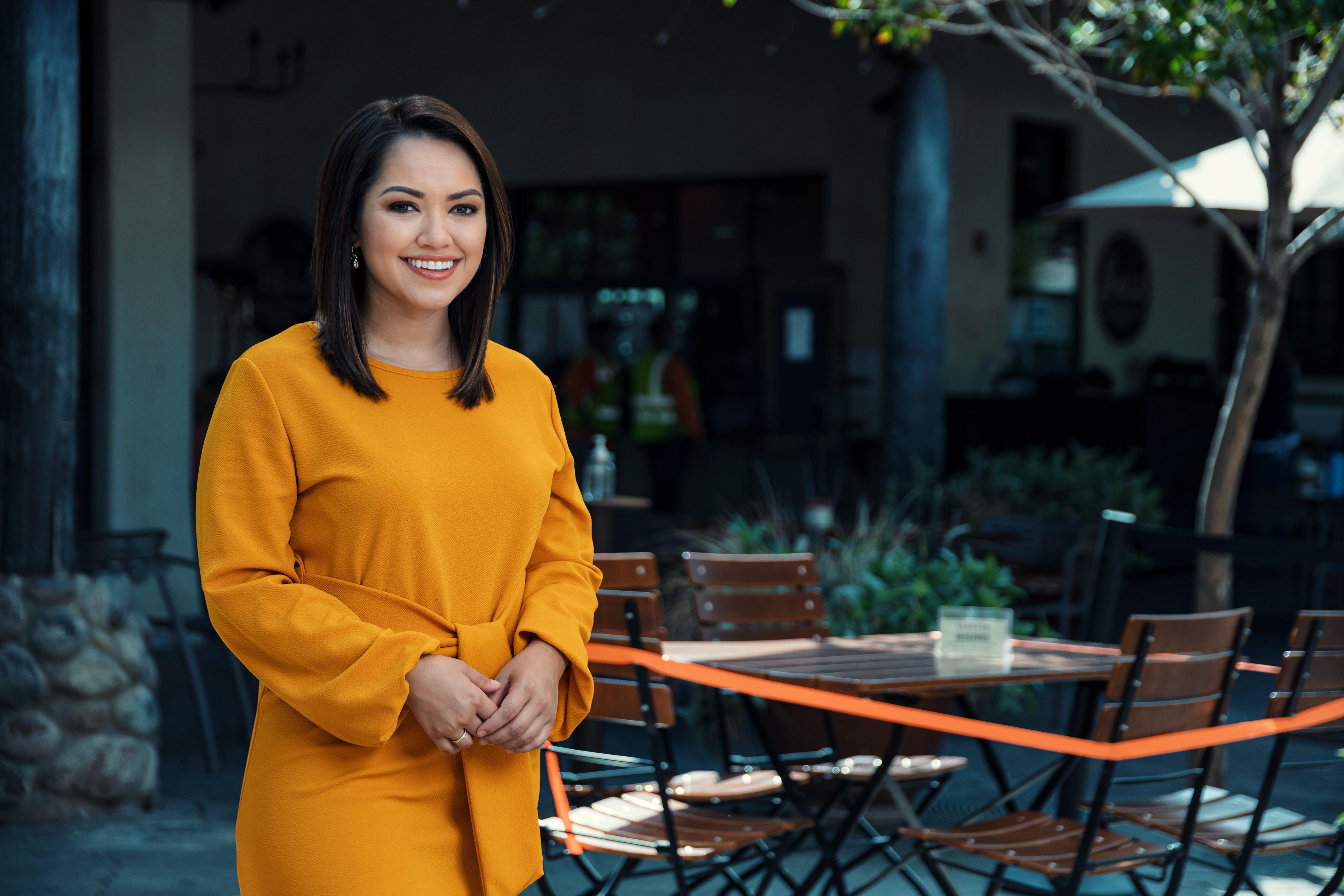 Angelica Carrillo