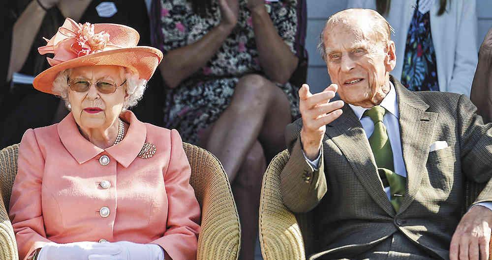 En El 2020 Renunciara Al Trono La Reina Isabel