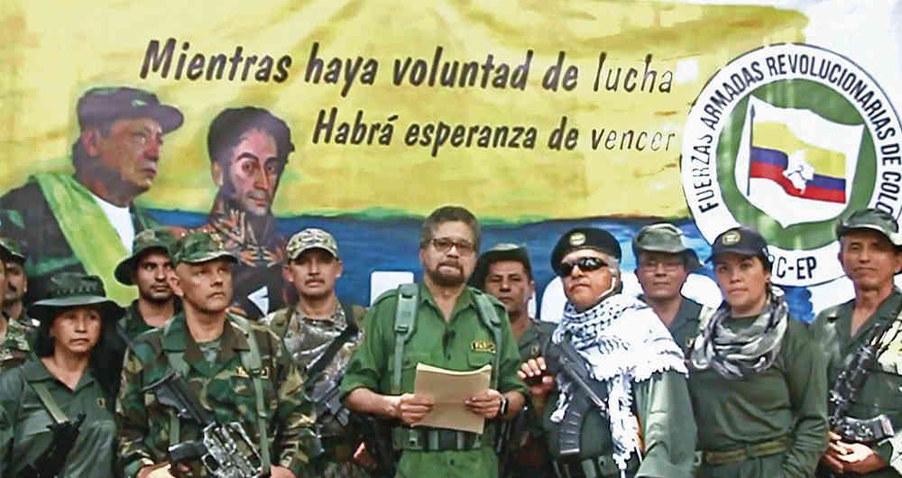 Iván Márquez y Santrich: las alianzas y guerras en su plan de refundar las Farc