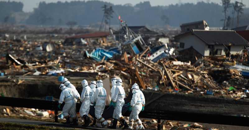 El desastre continúa: 7 años después de Fukushima