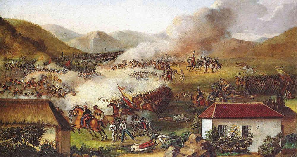 Bicentenario La Batalla Que Cambio La Historia