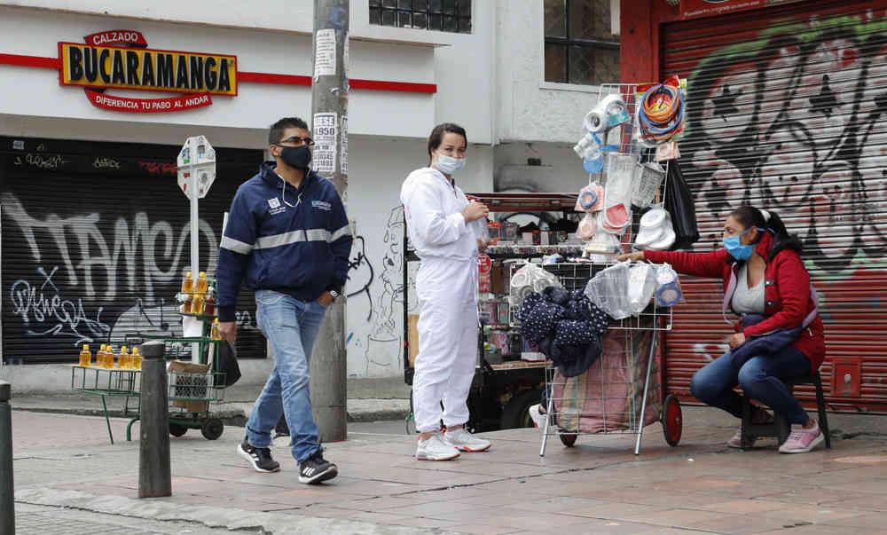 Así rige desde este jueves la cuarentena por localidades en Bogotá